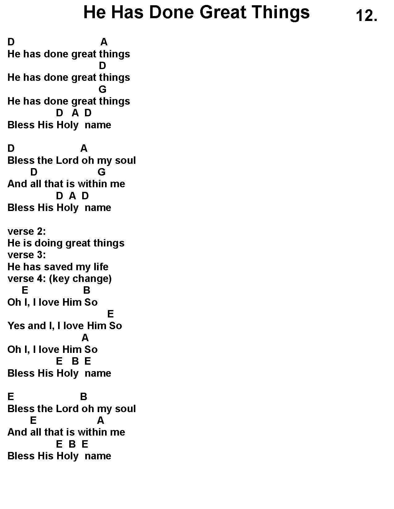 Index of /psalmsixtysix com/songs/songbook